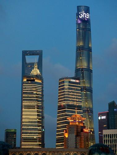 Shanghai - Tall