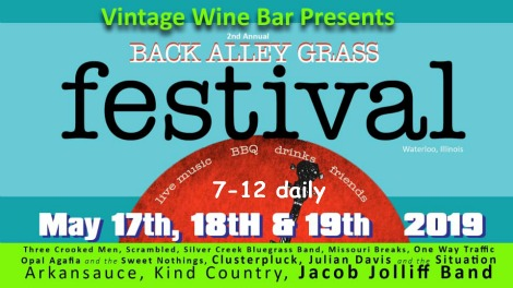 Back Alley Grass Festival 2019