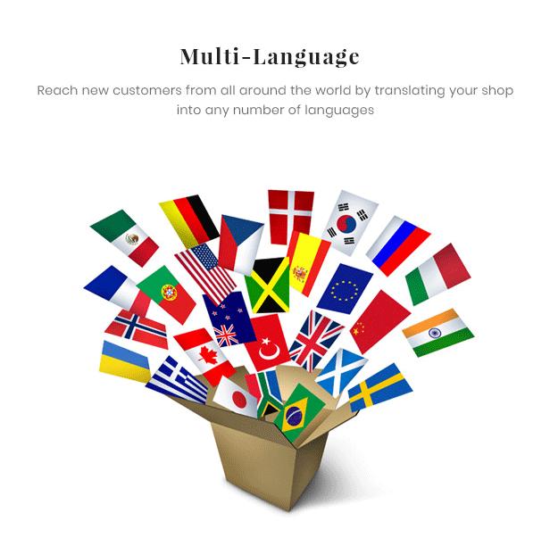 Ap Haunt Best Prestashop Gift Theme - Mutiple Languages