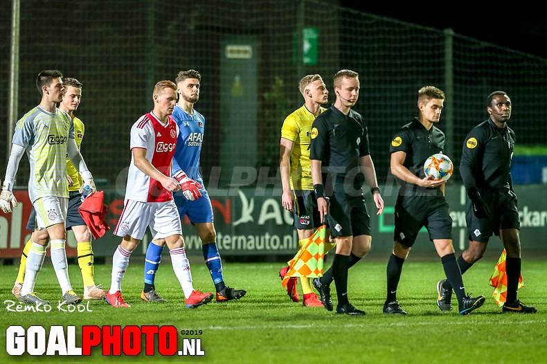 Jong Ajax - Jong AZ 11-03-2019