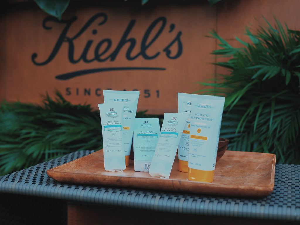 Kiehl's Ultra Light Daily UV Defense Aqua Gel | Sunscreen for Oily Skin