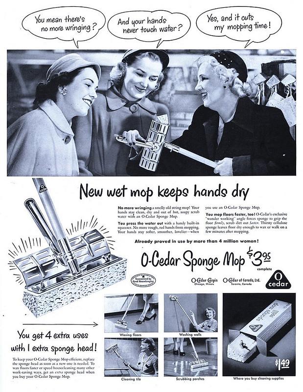 O-Cedar 1951