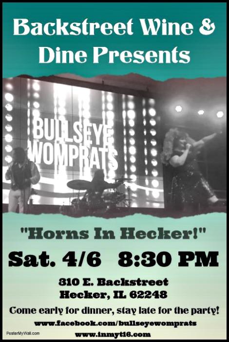 Bullseye Womprats 4-6-19
