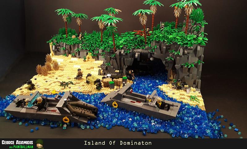 [Great Brick War] - ISLAND OF DOMINATION 40506748373_78f2d36ea8_c