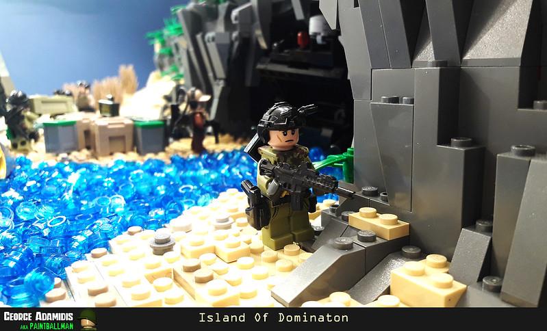 [Great Brick War] - ISLAND OF DOMINATION 40506750243_7394034c0d_c