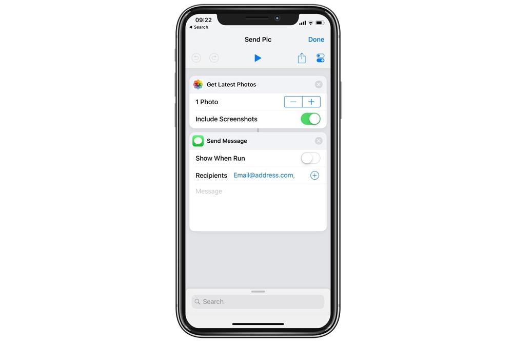 Cách gửi ảnh qua iMessage hoặc AirDrop chỉ với một cú chạm