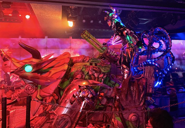 Robot Restaurant Shinjuku Japan 41