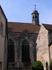 20080521 26795 Flavigny Kirche Fenster Laterne - Photo of Gissey-sous-Flavigny