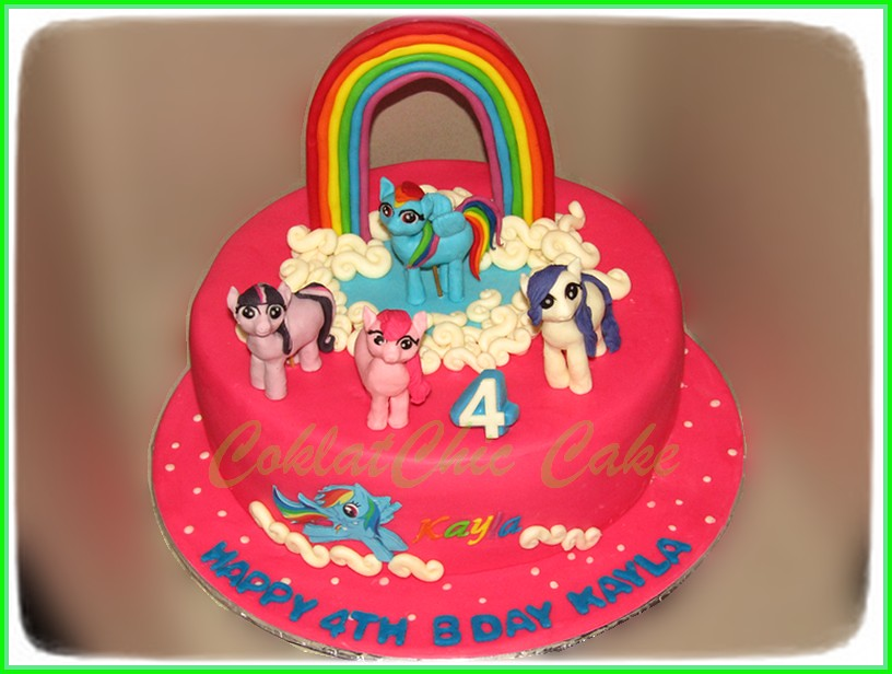 Cake My Little Pony KAYLA 30 cm