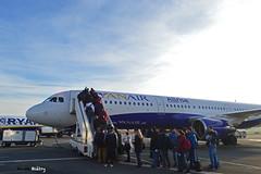 YanAir 284 Paris BVA - Chisinau