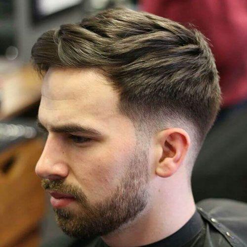 New Degraded Haircuts Man Short Hair 2019- Winter 1