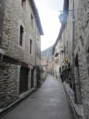 Carrer de Sant Jaume - Vilafranca de Conflent - Photo of Urbanya