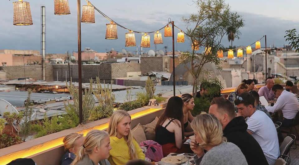 Restaurants Marrakech: Nomad (foto met dank aan Nomad) | Mooistestedentrips.nl