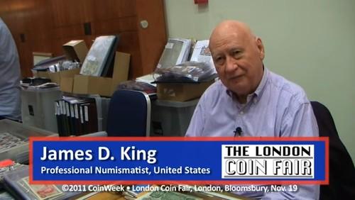 dealer James King