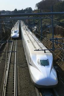 Shinkansen, 新幹線