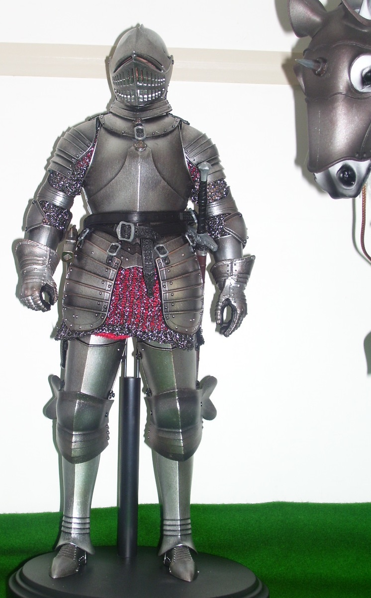 COOMODEL 1/6 Empire Series - (New Lightweight Metal) Milanese Knight 46284386944_7dc88589c5_o