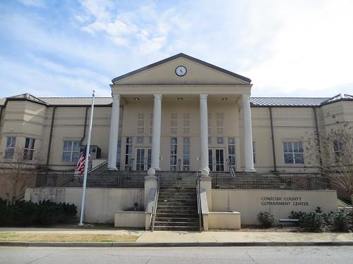 Conecuh Co Government Center Evergreen AL (2)