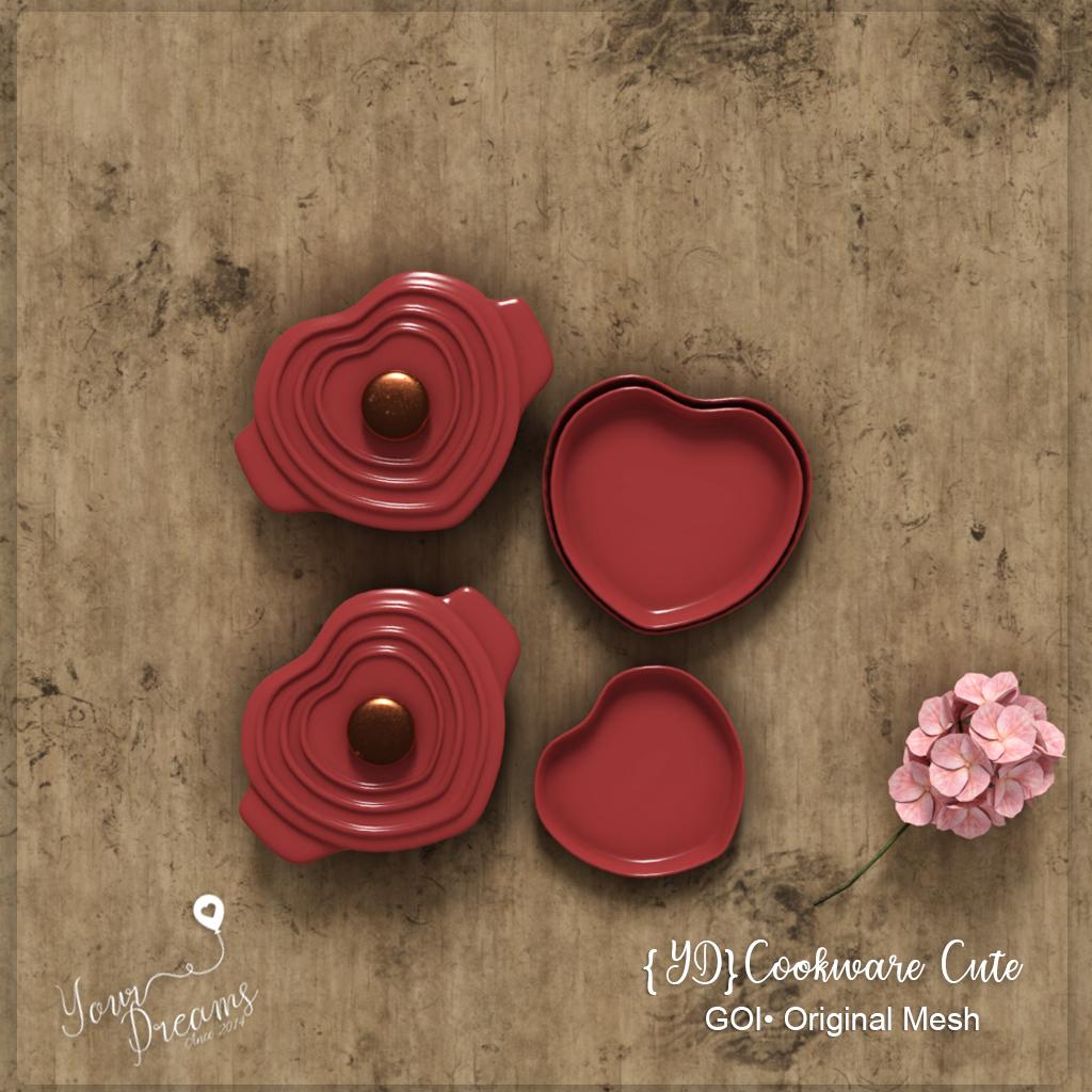{YD} Cookware Cute – GOI