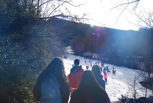 Excursió de la Neu!