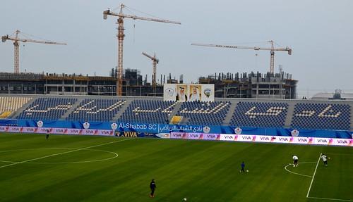 Shabab Club 0:1 Al-Arabi
