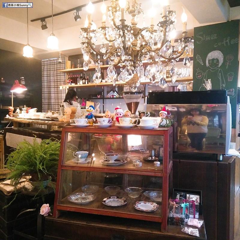 台南不限時咖啡廳|西門洋行