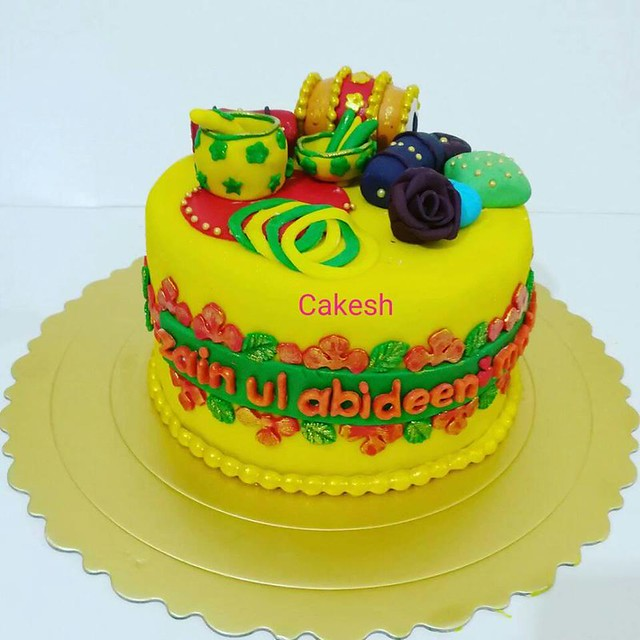 Cake by Sadia Kanwal of Cakesh