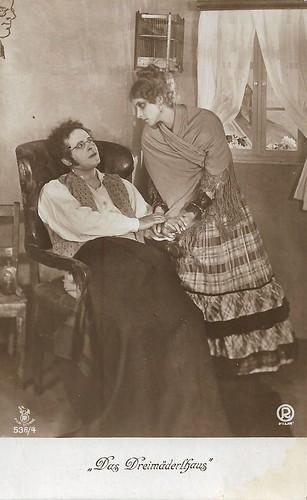 Das Dreimädelhaus (1918)