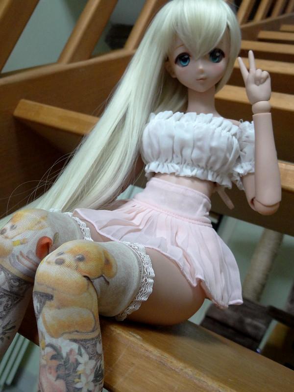 Dollfie dream DDH-11 tan 46487178255_380ed7cc4d_c