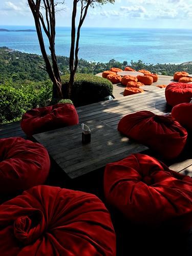 サムイ島 高台カフェレストラン ジャングルクラブ