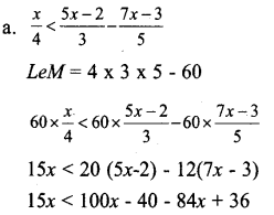 Plus One Maths Model Question Papers Paper 3A4