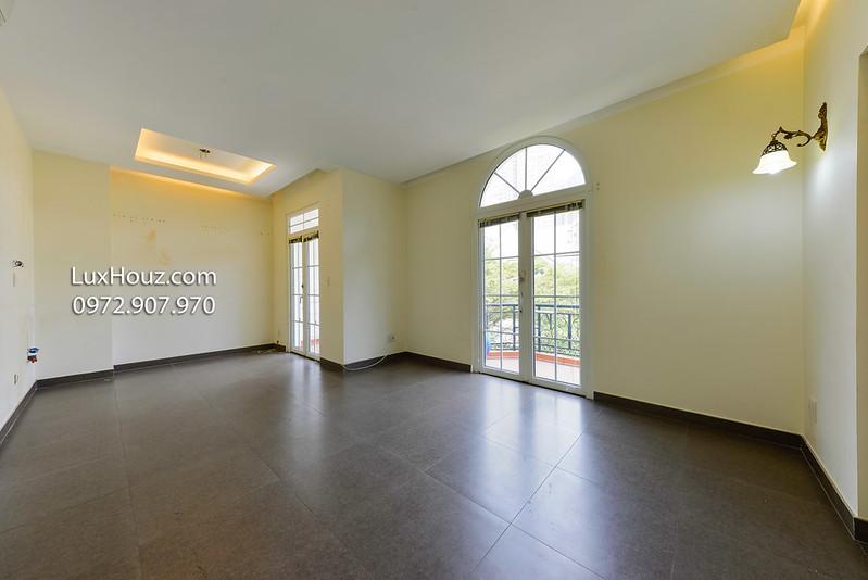 Căn hộ biệt thự Saigon Pearl cho thuê mở văn phòng 2
