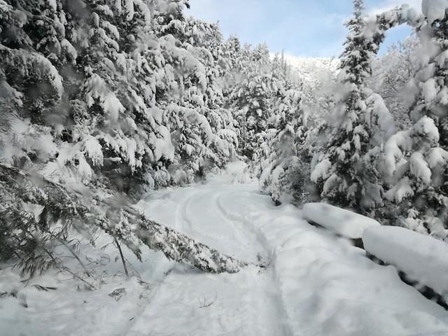 Χιόνια στη Λευκάδα (Ο δρόμος προς τα ραντάρ της Πολεμικής Αεροπορίας)