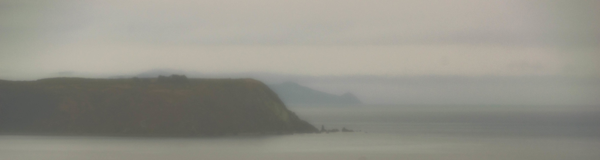 Plimmerton Foggy Morning