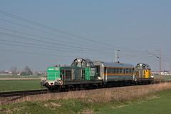 Alstom 66438 - BB 469438 / Bierne