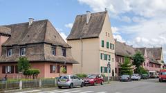 Cité-jardin du Stockfeld #2 / Bâtiments singulier - Photo of Plobsheim