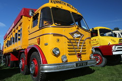 imagetaker! posted a photo:	Foden Heavy Haulage Wagon - 1959