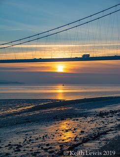 Setting behind the bridge.  Albert Finney 1936-2019