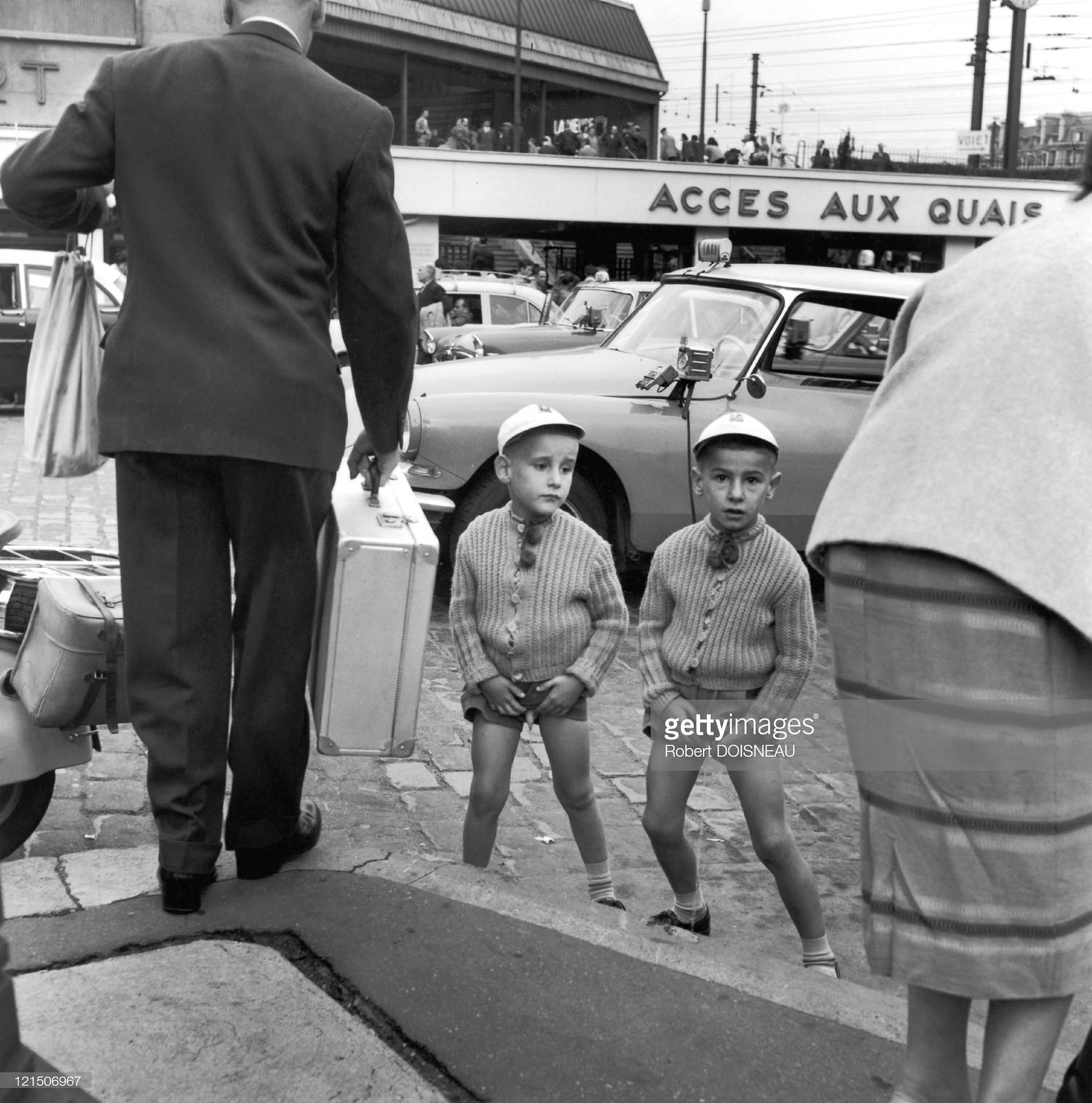 1959. Площадь Бьенвеню, Париж
