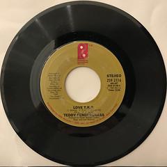 TEDDY PENDERGRASS:LOVE T.K.O.(RECORD SIDE-A)