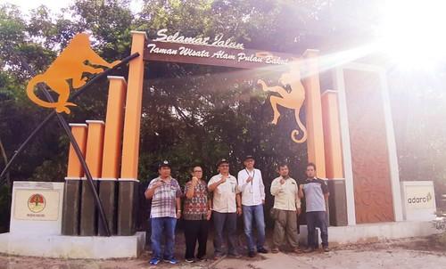 Percepatan RPP dan RKT BKSDA Kalsel dengan PT. Adaro Indonesia (03)