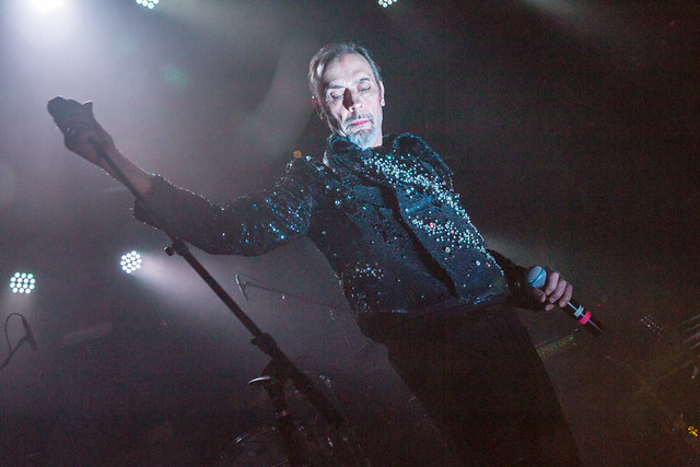 Peter Murphy @ SoundStage, Baltimore MD, 02/11/2019