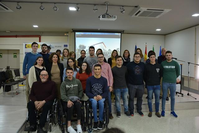 Jornada de exposición de las campañas de comunicación sobre la sensibilización hacia las personas con discapacidad