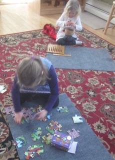 puzzles and pegs | by lyn.schmucker