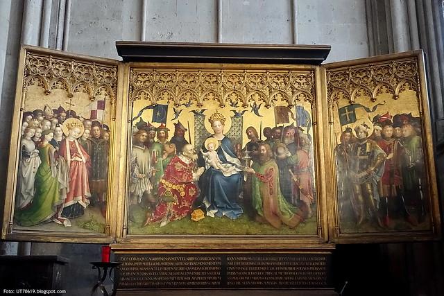 Dom Altar Stefan Lochner
