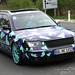 Camo VW Passat B5.5 Wagon