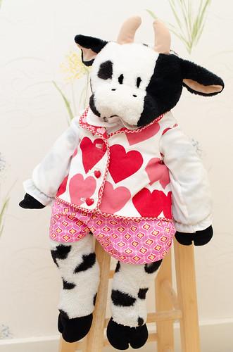Moo's Valentine's Short