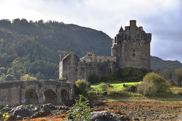 Eilean Donan Castle, Kyle of Lochalsch, Scotland