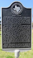 John Crane Marker (Chandler, Texas)