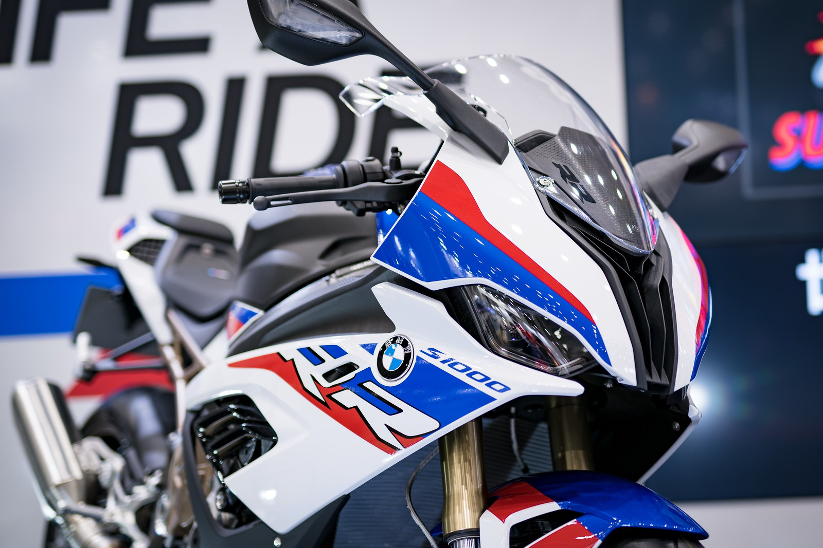BMW S1000RR 2019 - Tokyo MotorCycle Show