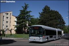 Heuliez Bus GX 427 - Tisséo n°1456